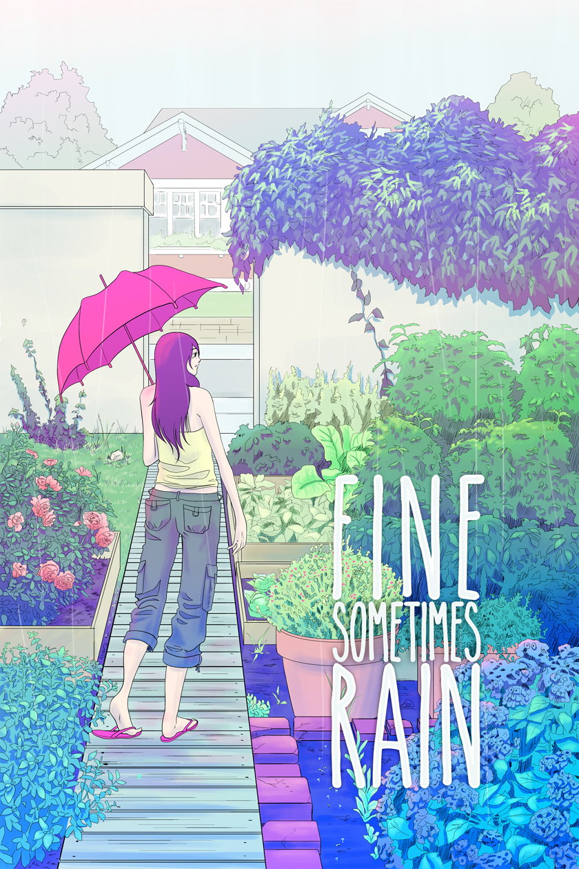 Fine Sometimes Rain Chapter 01 – Cover