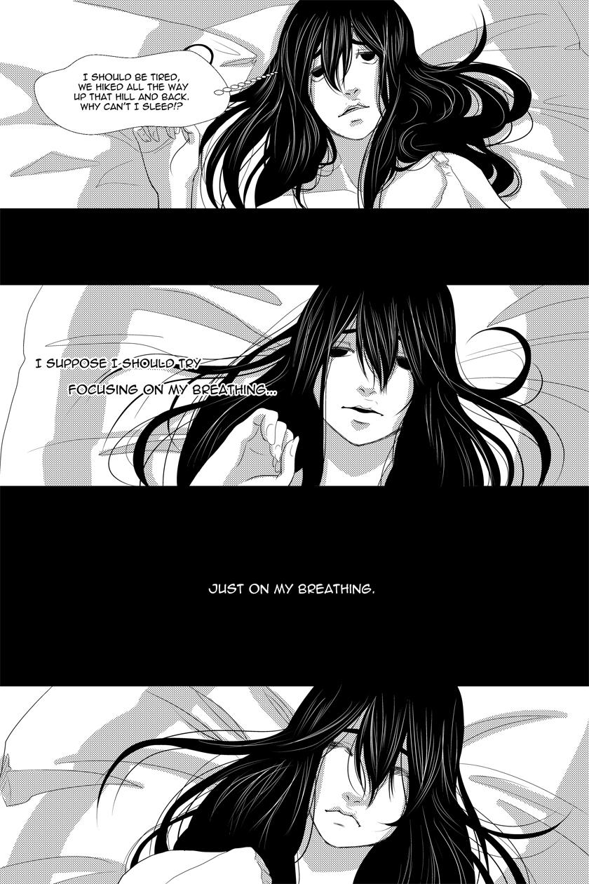 Fine Sometimes Rain Chapter 01 – P19