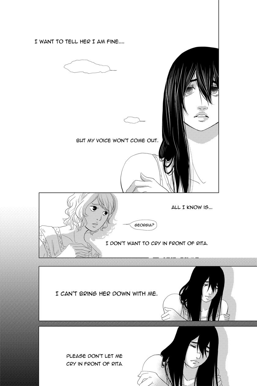 Fine Sometimes Rain Chapter 02 – P08