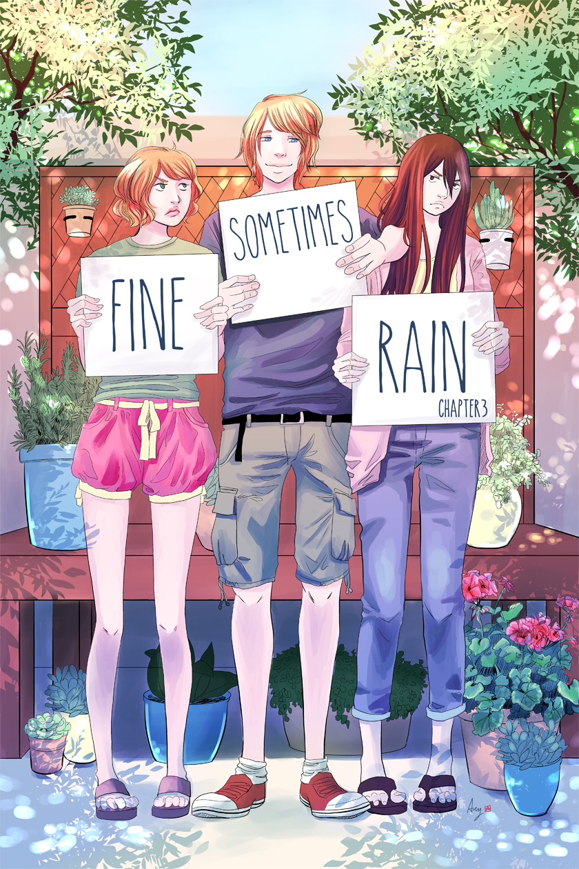 Fine Sometimes Rain Chapter 03 P00