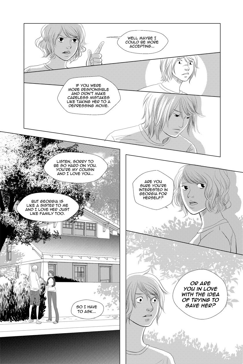 Fine Sometimes Rain Chapter 03 – P22
