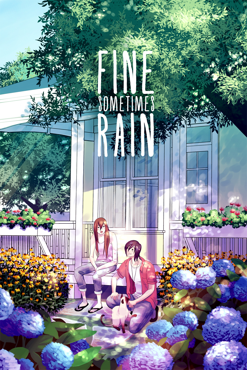 Fine Sometimes Rain Chapter 04 – P00 – Cover