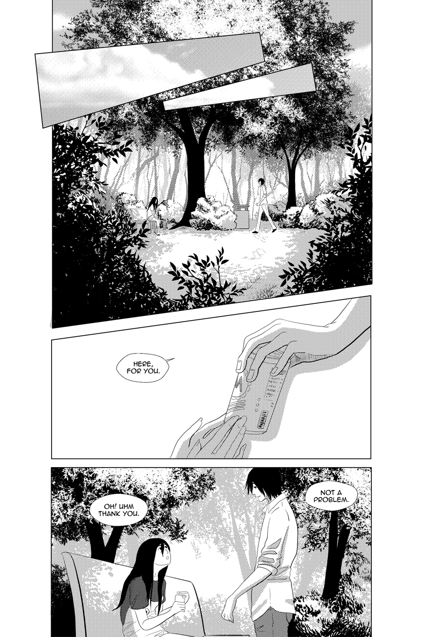 Fine Sometimes Rain Chapter 04 – P16