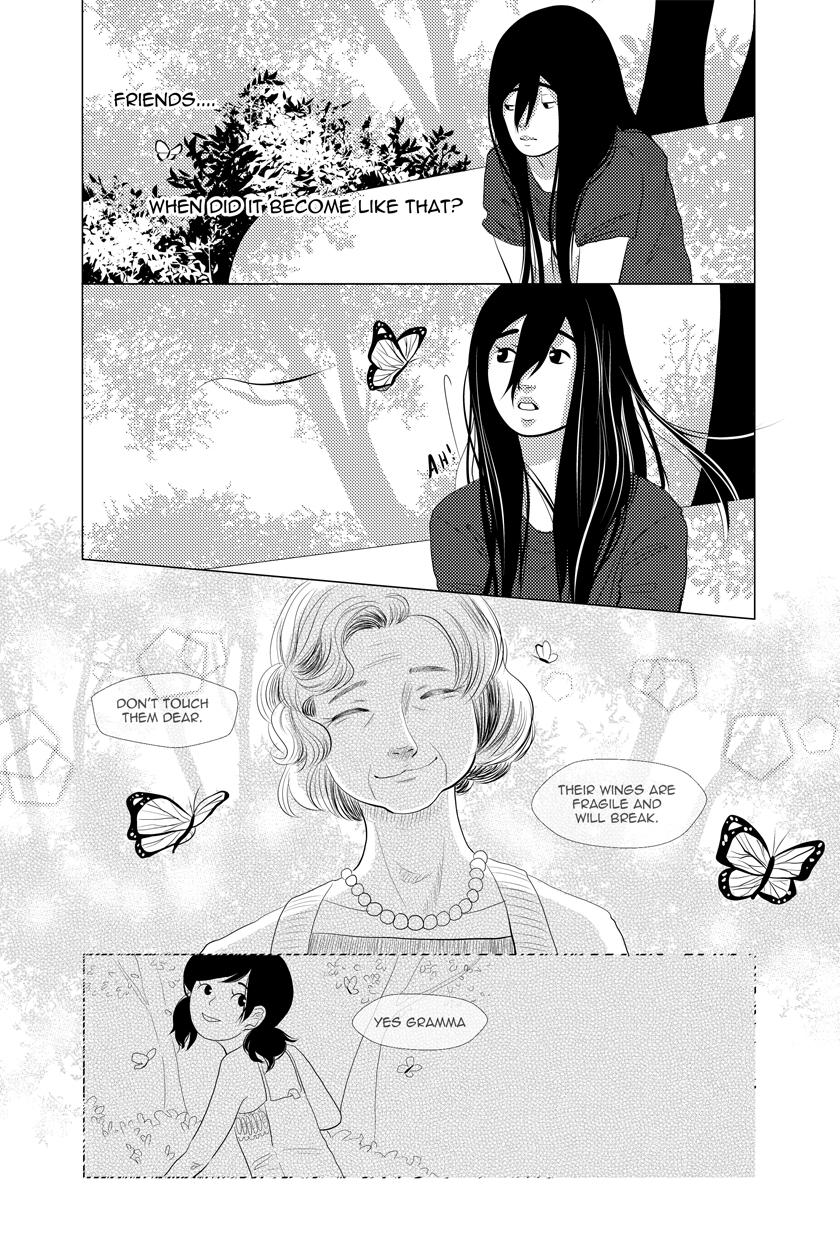 Fine Sometimes Rain Chapter 04 – P20