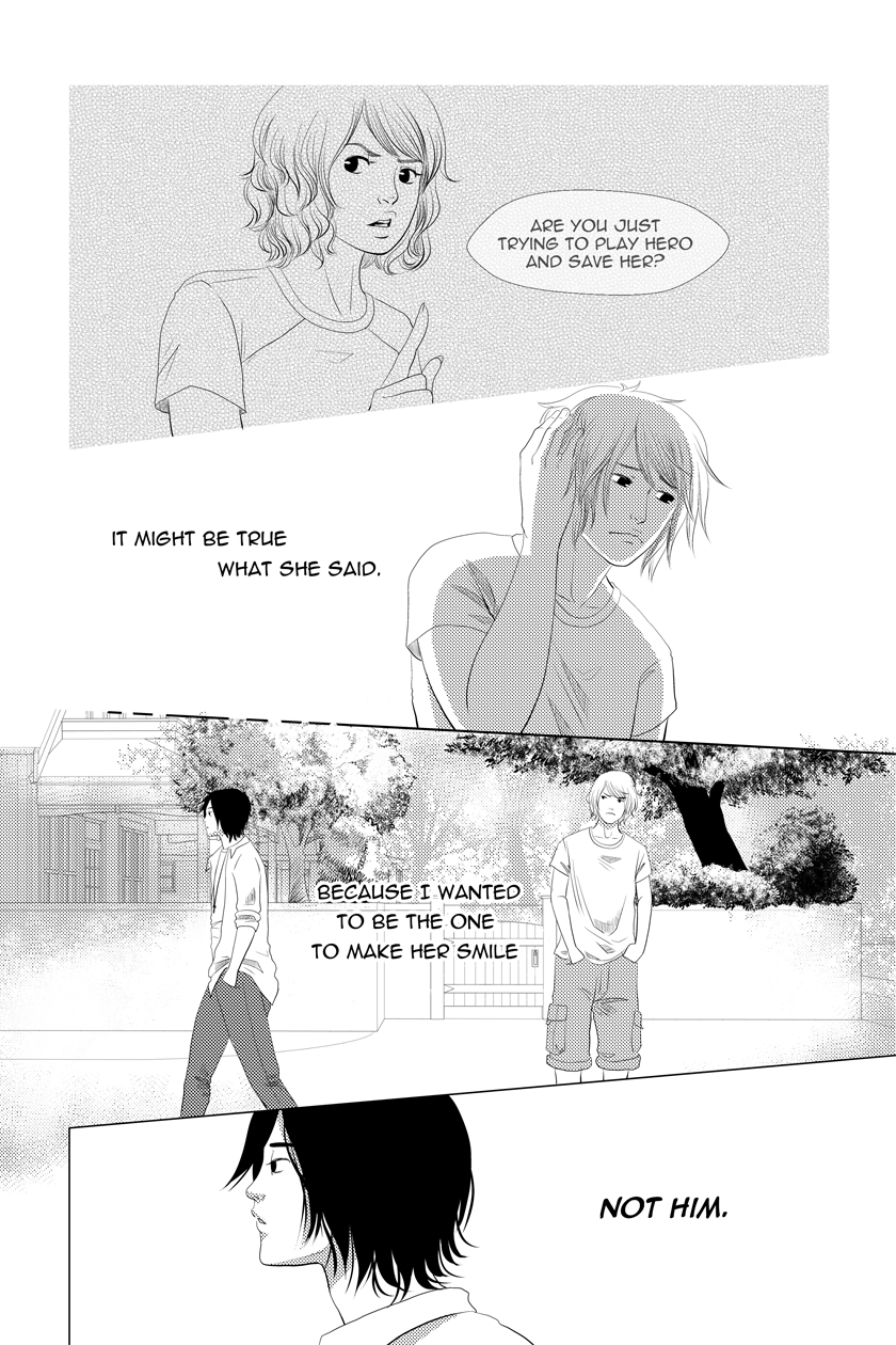 Fine Sometimes Rain Chapter 04 – p37
