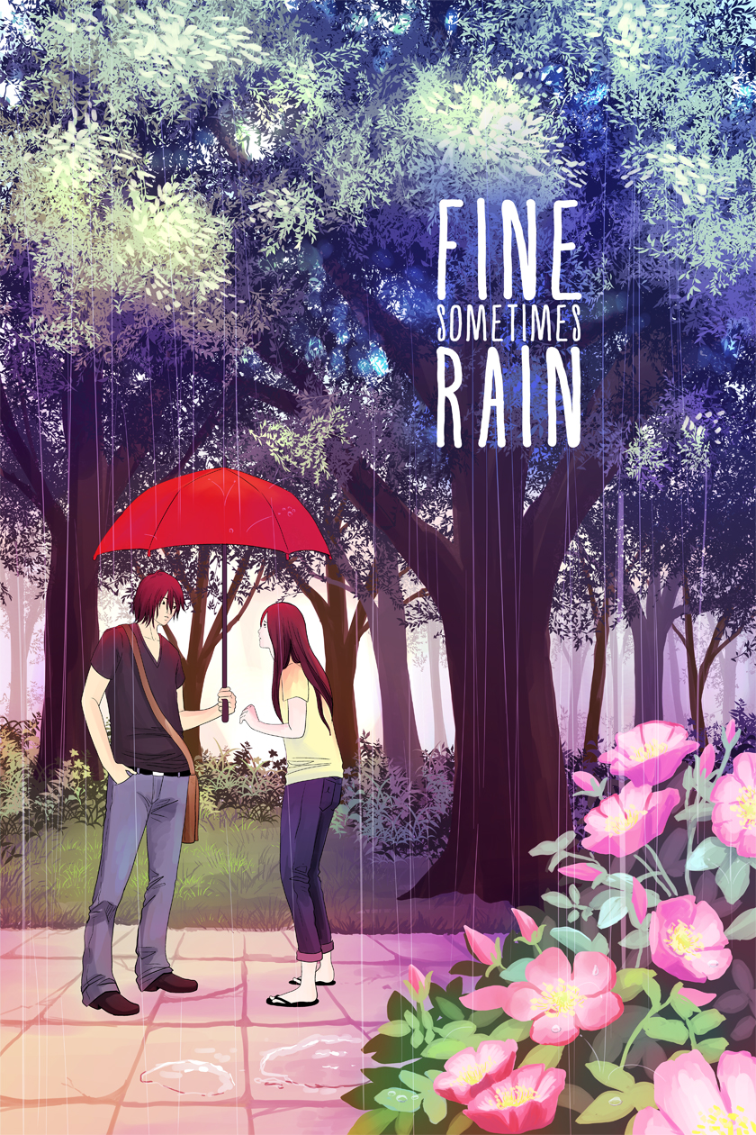 Fine Sometimes Rain Chapter 05 Cover