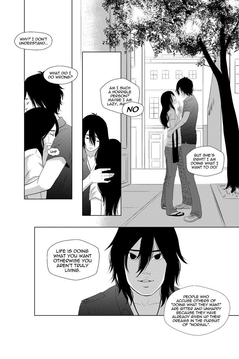 Fine Sometimes Rain Chapter 05 Page 31