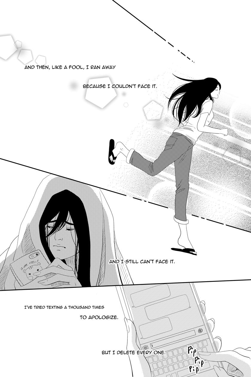 Fine Sometimes Rain Chapter 06 – P02