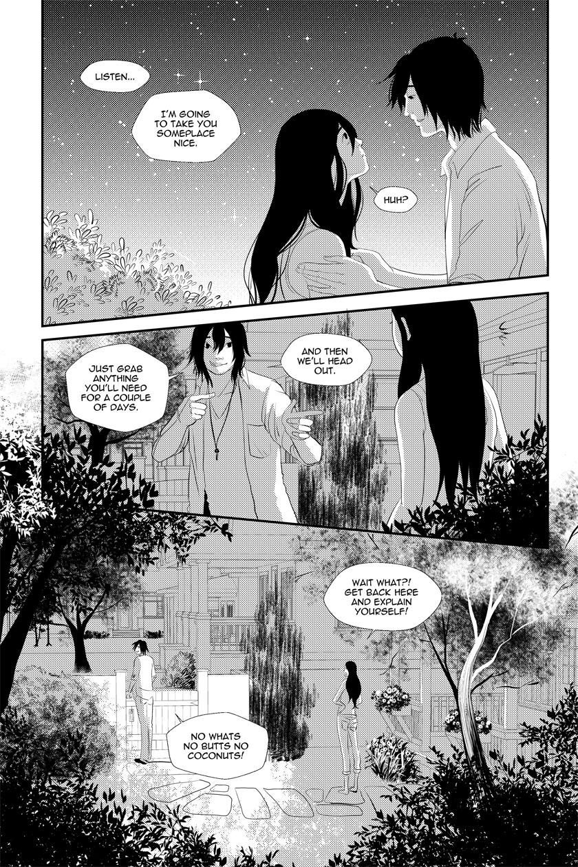 Fine Sometimes Rain – Chapter 06 P22
