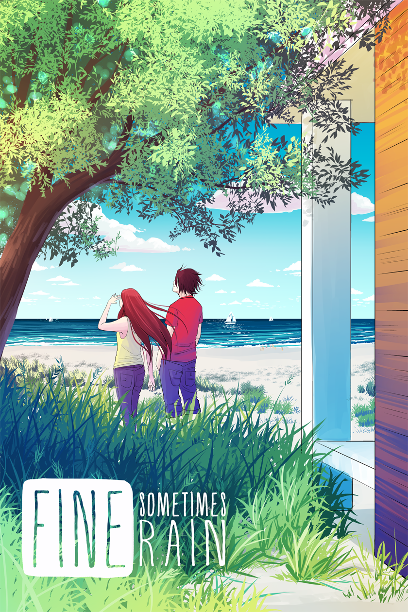 Fine Sometimes Rain Chapter 07 – P00 – Cover