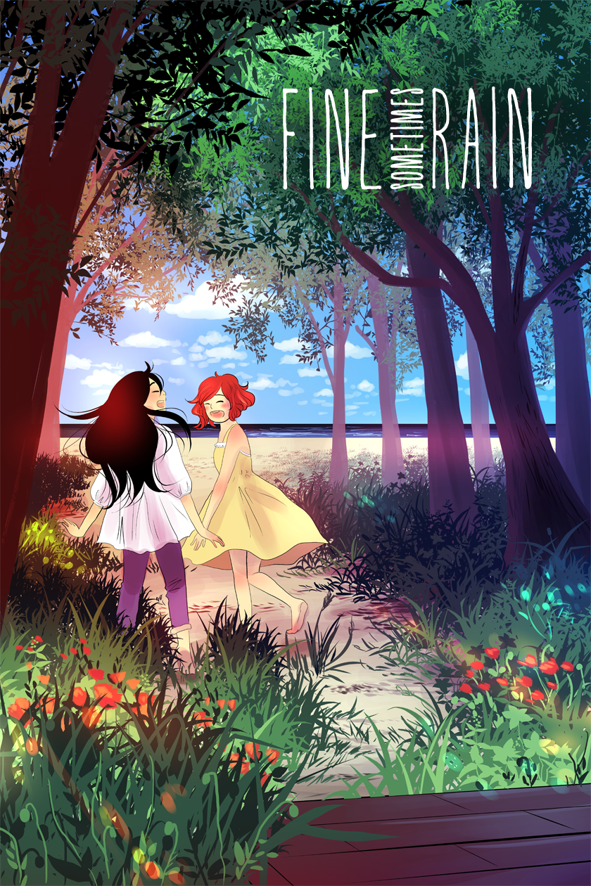 Fine Sometimes Rain Chapter 10 – P00 Cover