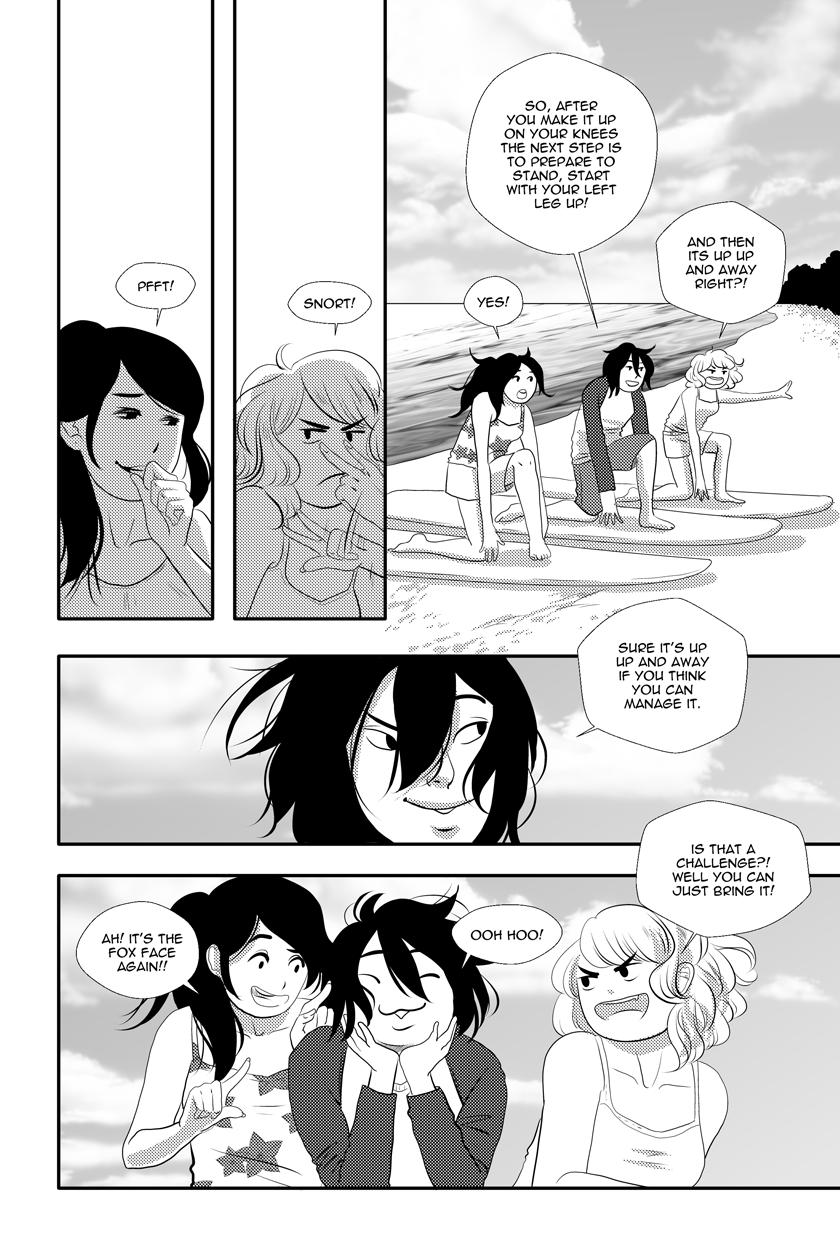 Fine Sometimes Rain Chapter 10 – P21
