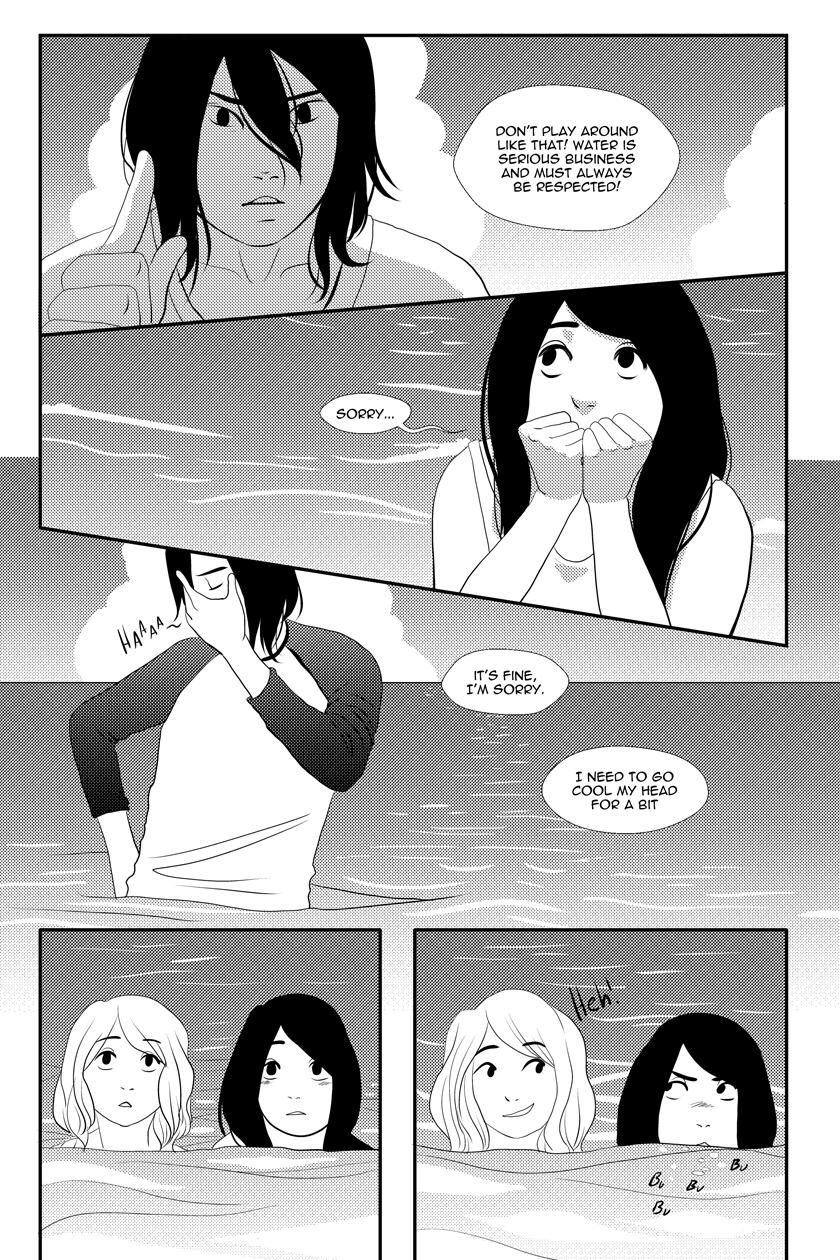 Fine Sometimes Rain Chapter 10 – P31