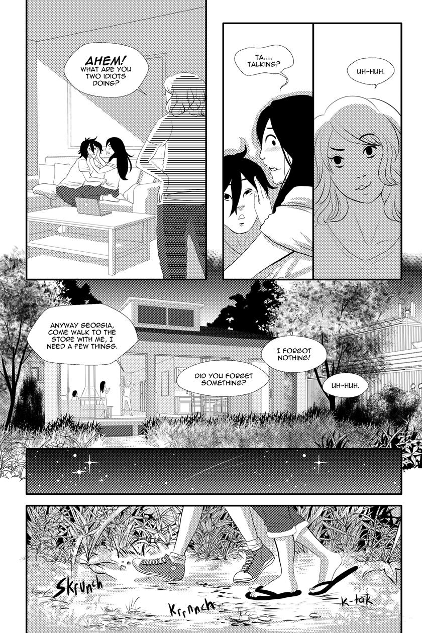 Fine Sometimes Rain Chapter 10 – P34