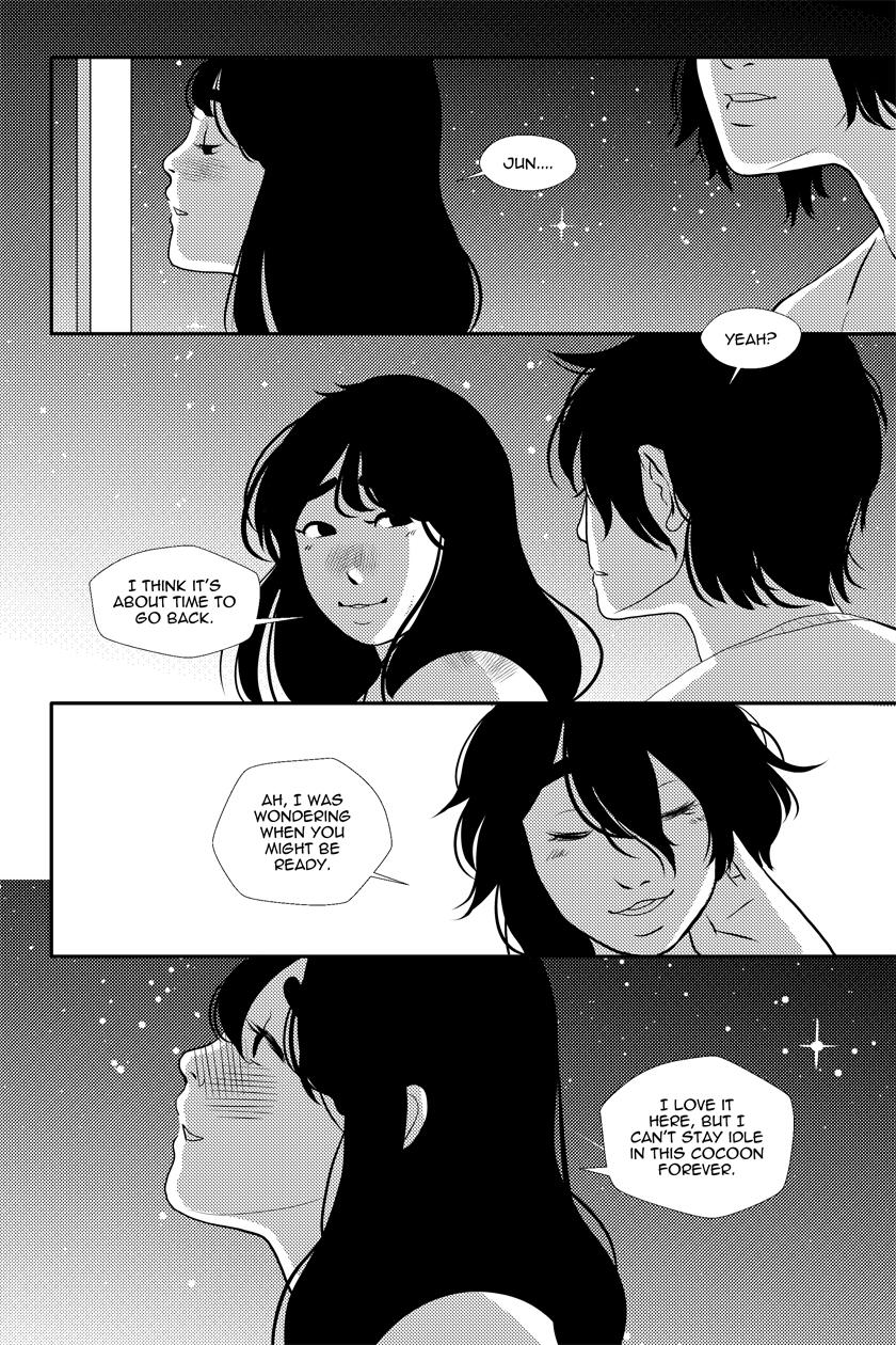 Fine Sometimes Rain Chapter 12 – P16