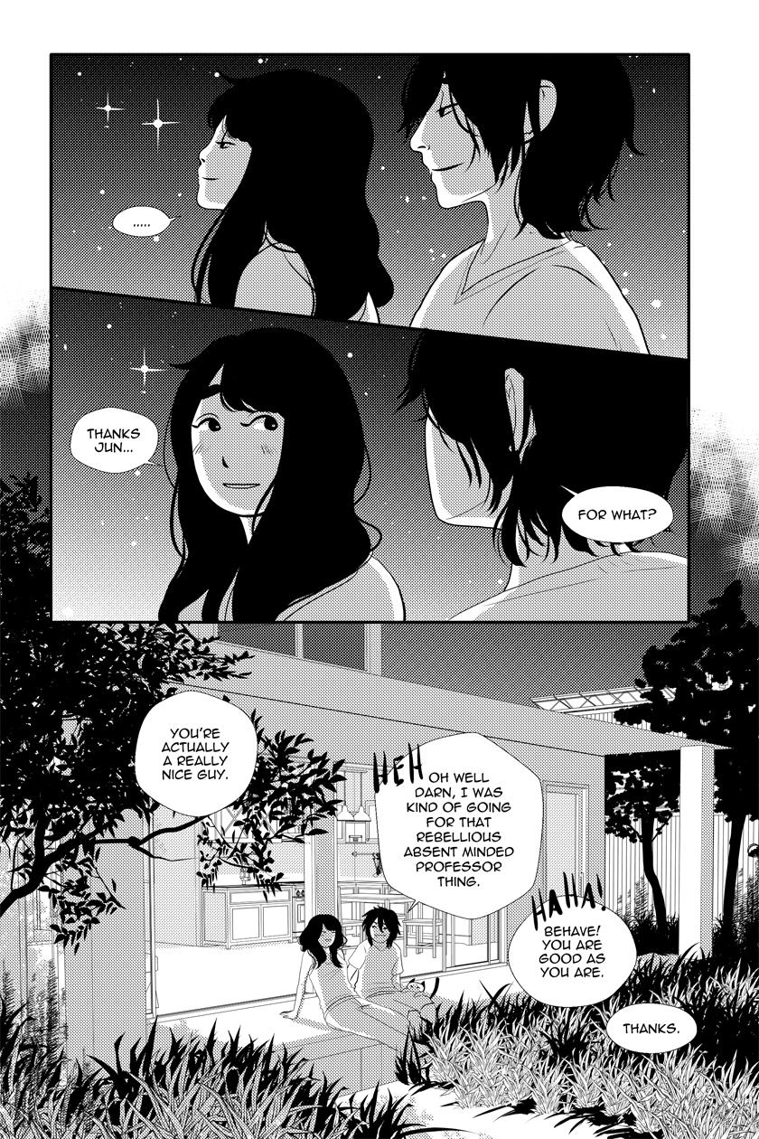 Fine Sometimes Rain Chapter 12 – P18
