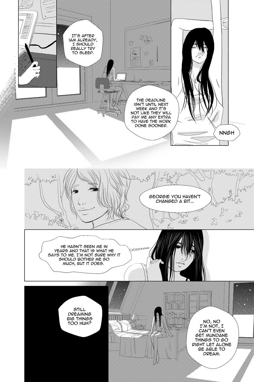 Fine Sometimes Rain Chapter 01 – P17