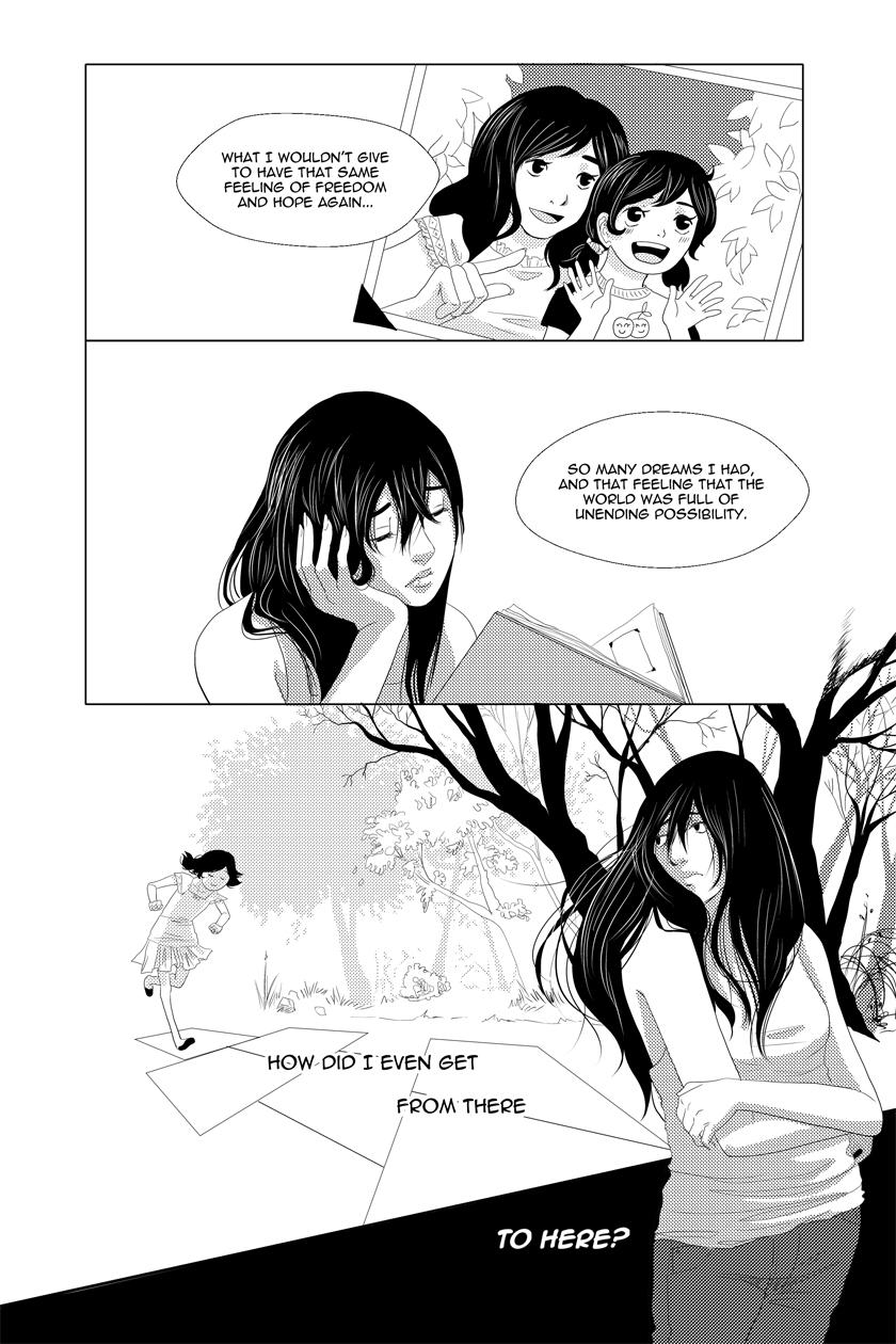 Fine Sometimes Rain Chapter 02 – P03