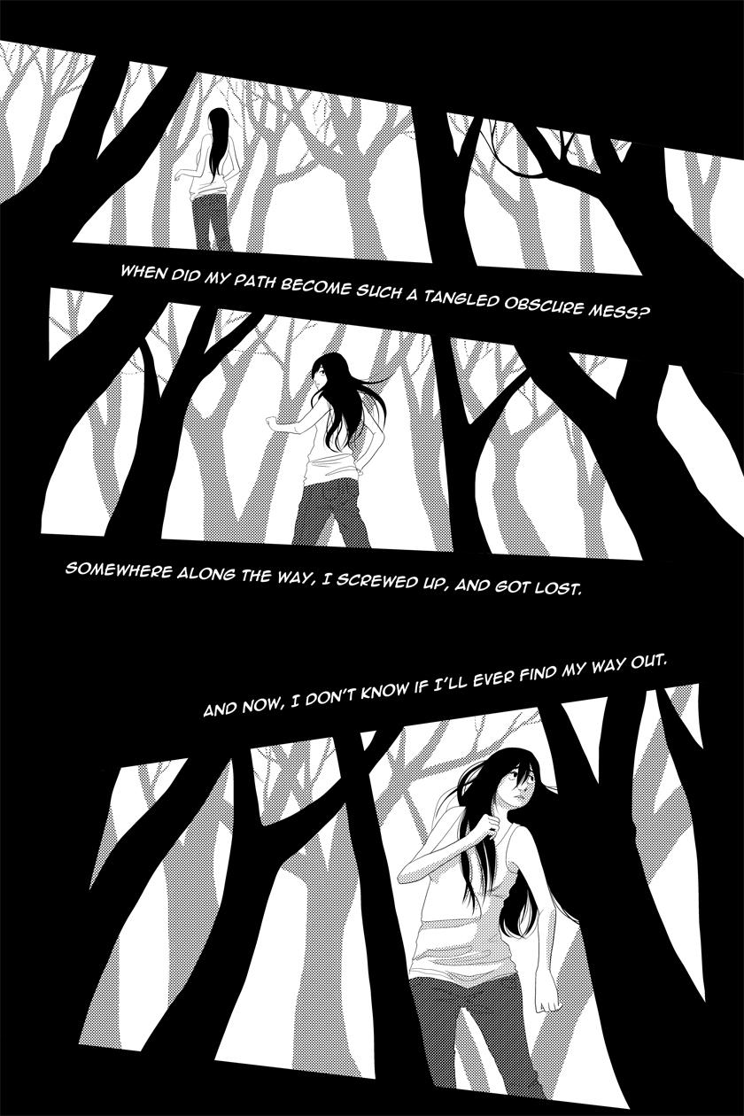 Fine Sometimes Rain Chapter 02 – P04