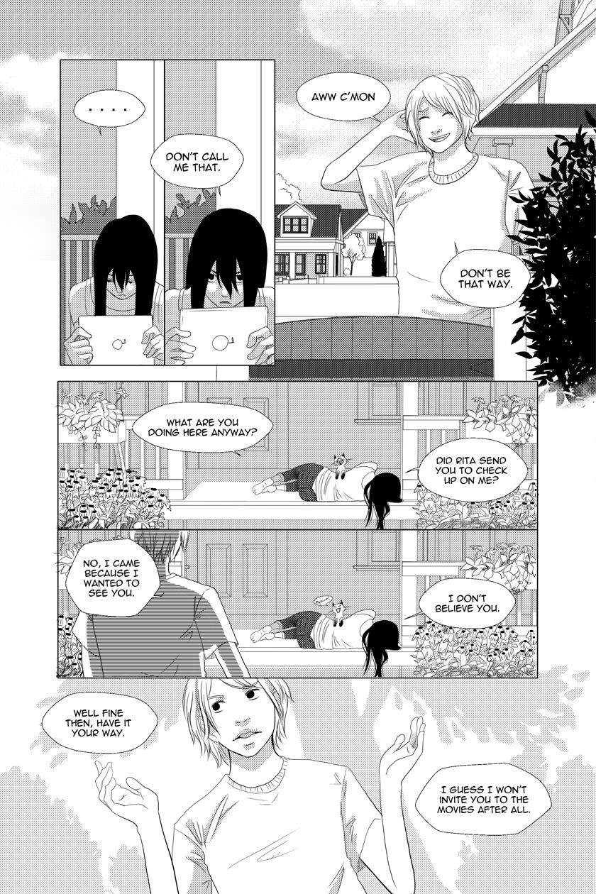 Fine Sometimes Rain Chapter 02 – P13