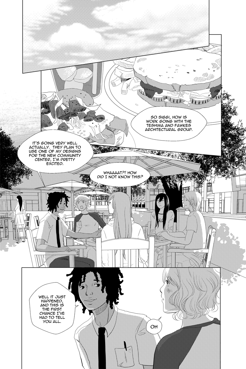 Fine Sometimes Rain Chapter 03 – P07