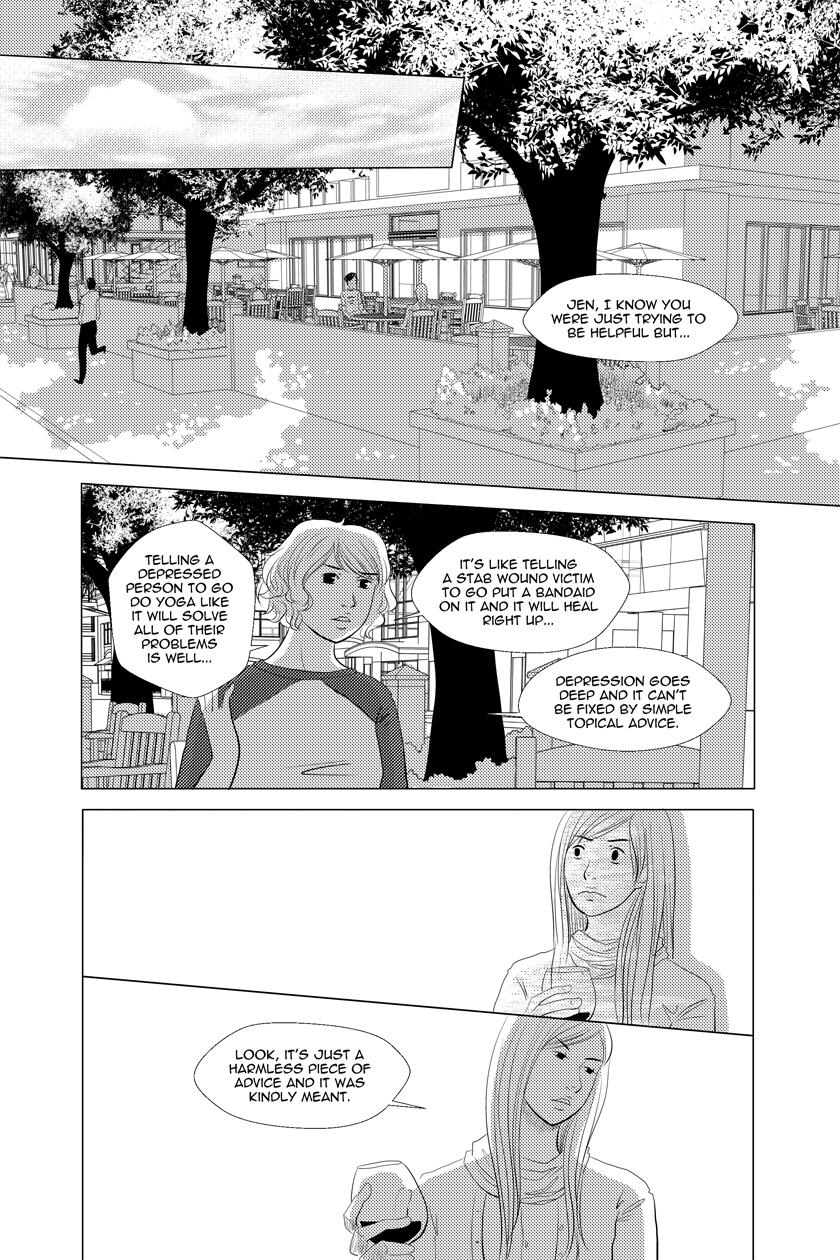 Fine Sometimes Rain Chapter 03 – P13