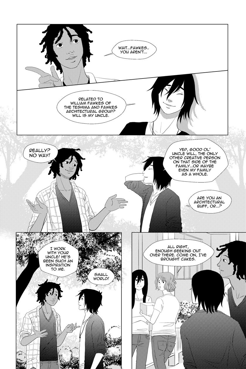 Fine Sometimes Rain Chapter 05 – P05