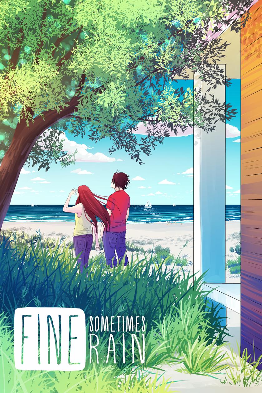 Fine Sometimes Rain Chapter 07 – P00 – Cover