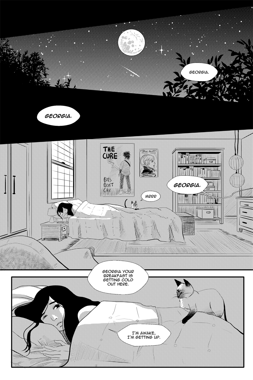 Fine Sometimes Rain Chapter 10 – P04