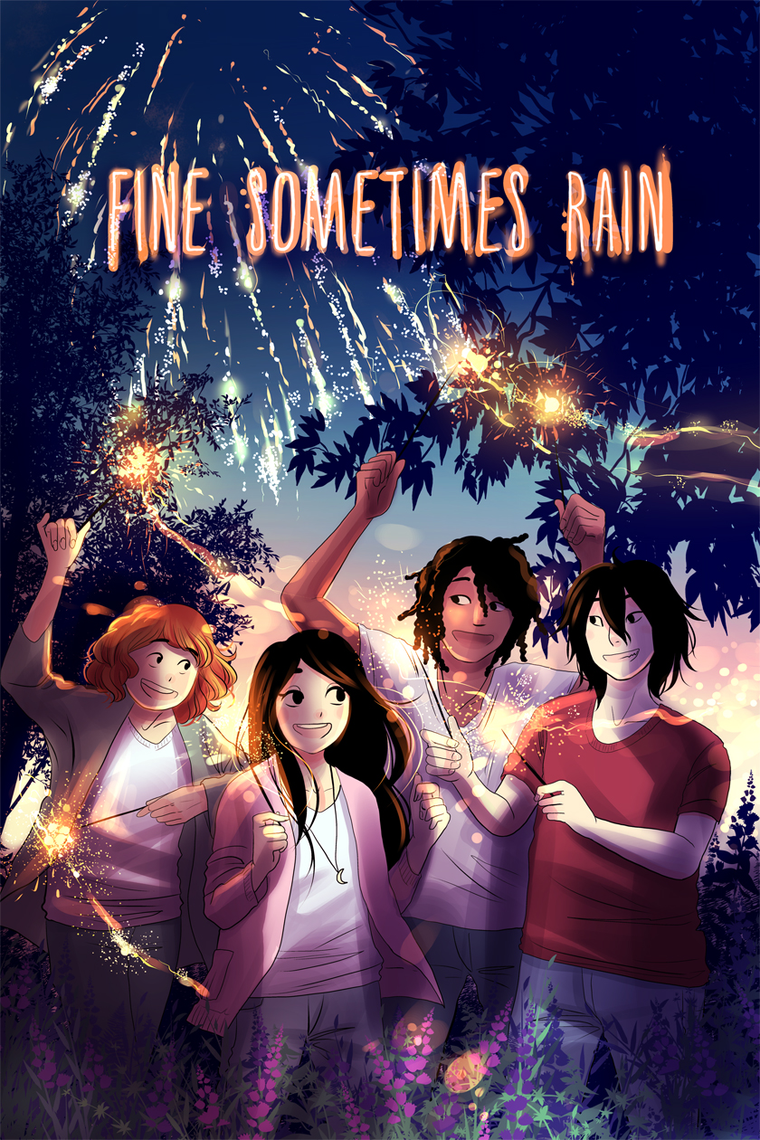 Fine Sometimes Rain Chapter 11 – P00 – Cover