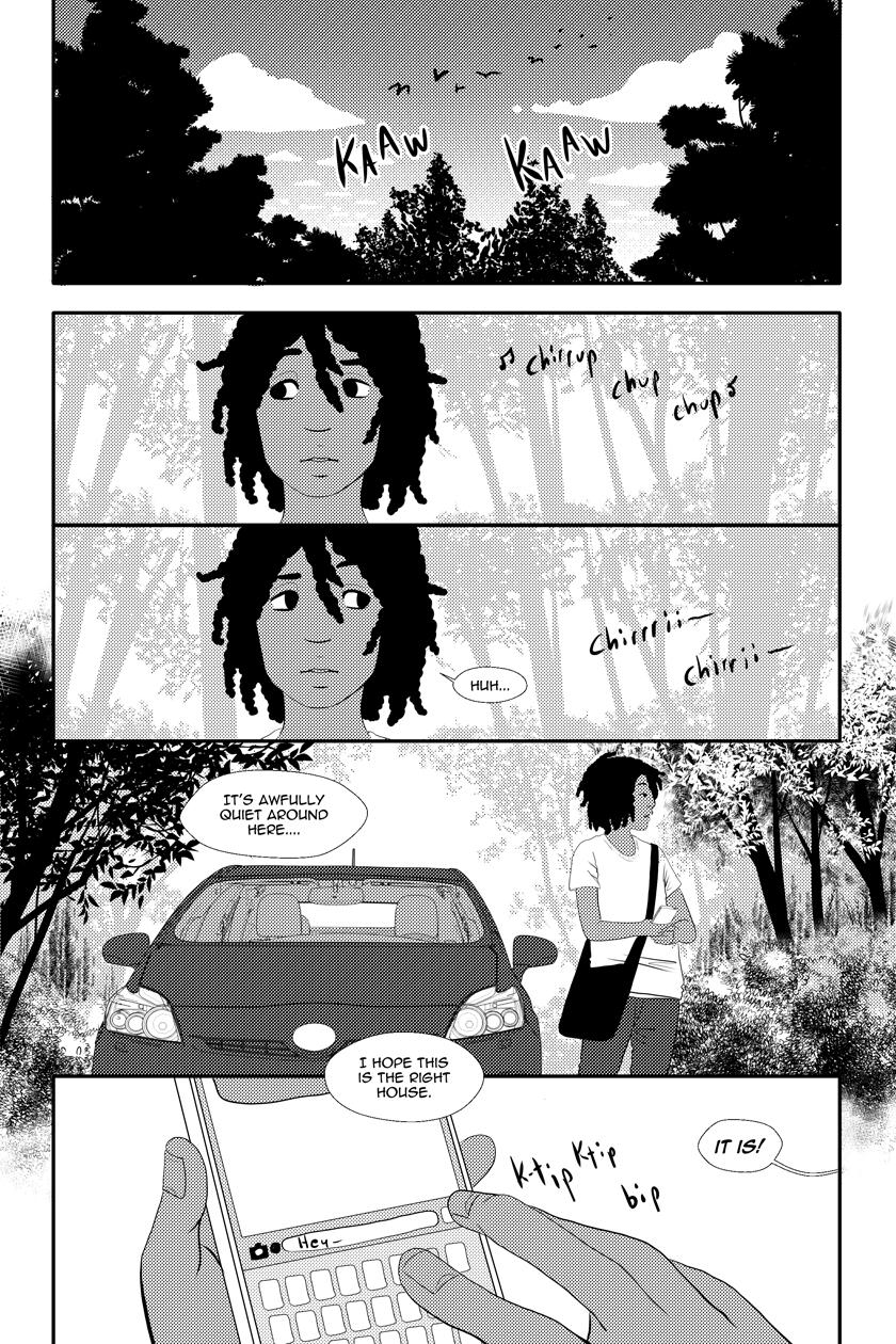 Fine Sometimes Rain Chapter 11 – P01