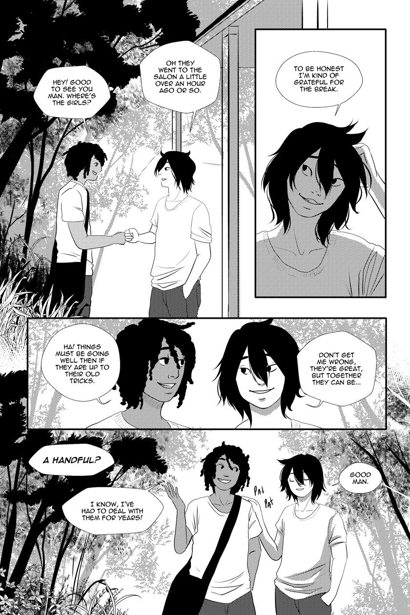 Fine Sometimes Rain Chapter 11 – P02