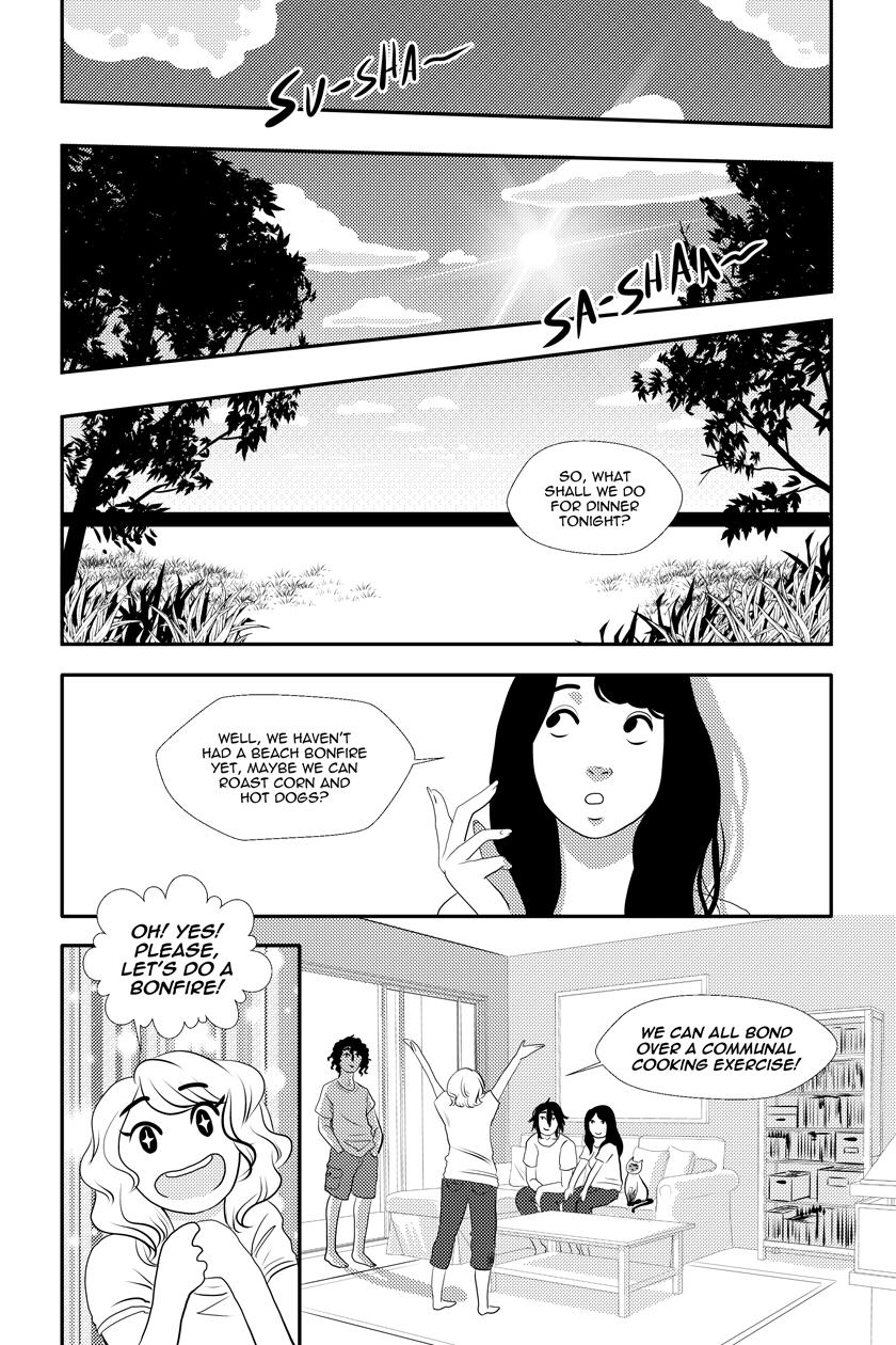 Fine Sometimes Rain Chapter 11 – P07
